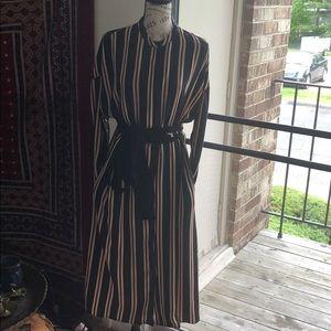 Beautiful Zara Made in Morocco midi dress